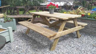 Picnic Table-bench
